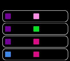 Cunas-colores
